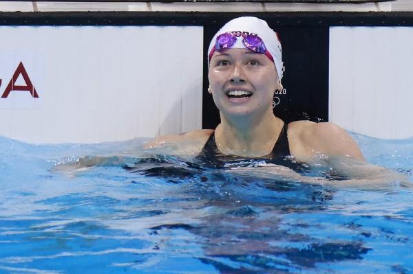 何詩蓓年僅23歲已能躋身世界頂尖泳手行列。