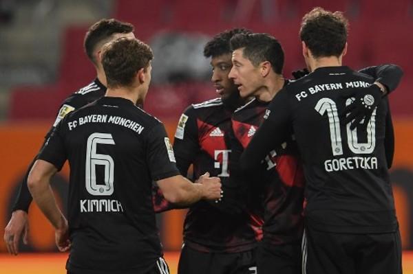 拜仁1:0奪「堡」 萊比錫1:0焚「林」