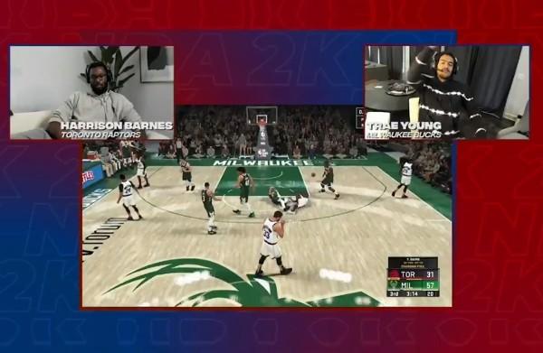 「新鷹王」NBA電競賽晉級