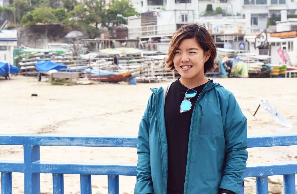 險因滑浪風帆賠上性命 陳晞文感激家人支持追夢