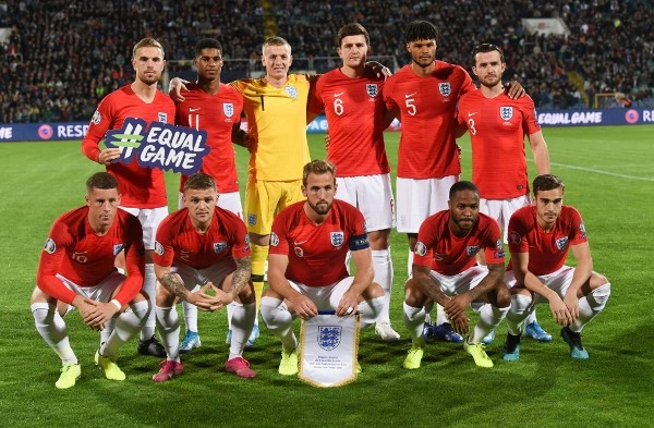 英格蘭入三甲世界排名第3