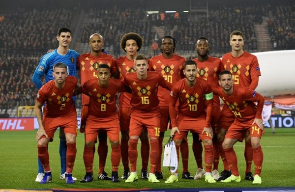 比利時繼續高据世界一哥的位置。