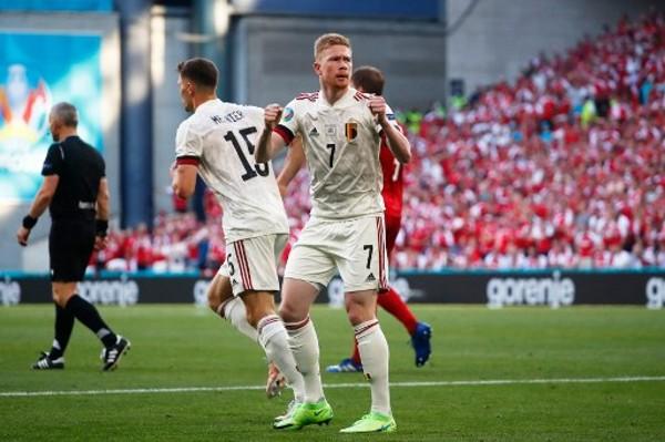 迪布尼入球冇慶祝:尊重丹麥球迷