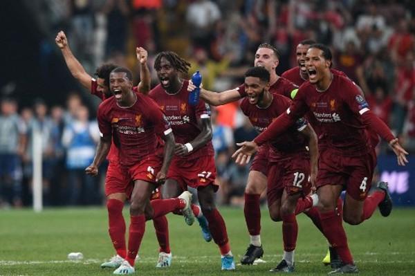利物浦乘勝出擊。