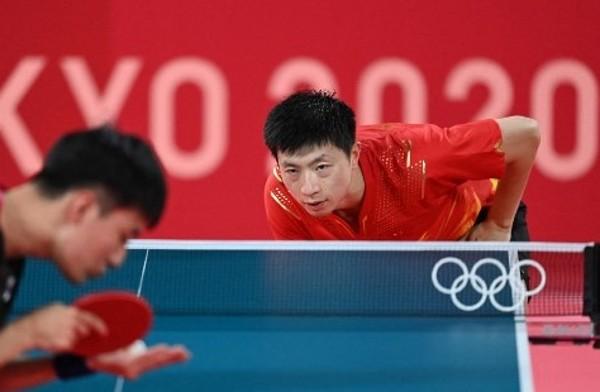 中國男乒團體戰闖決賽