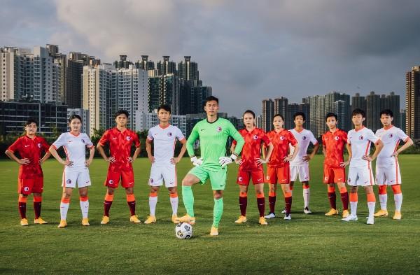 香港隊新球衣出爐!