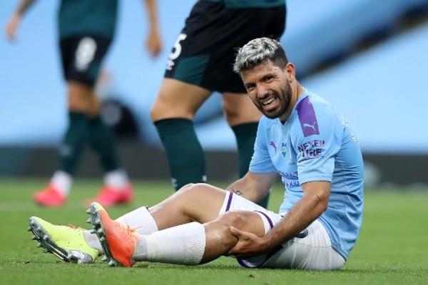 阿古路因膝傷無緣季尾賽事。