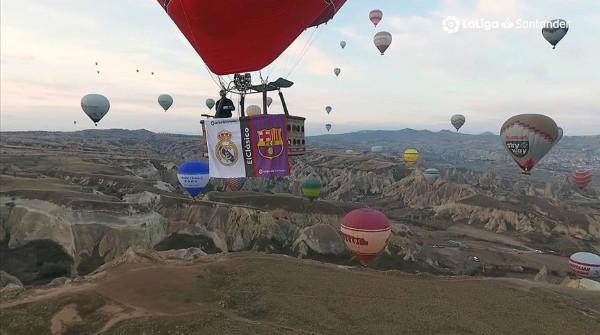 【國家打吡花絮】熱氣球掛土耳其宣傳