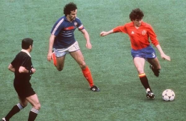 【經典重溫】法國84年首奪大賽冠軍