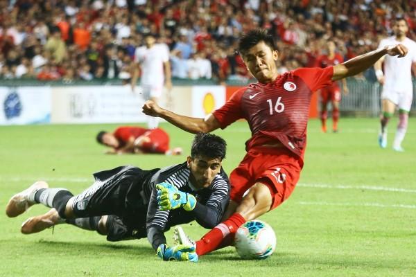 【世盃外戰報】香港0:2不敵伊朗