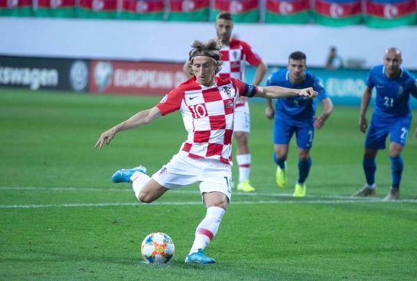 克羅地亞爆冷遭阿塞拜疆逼和