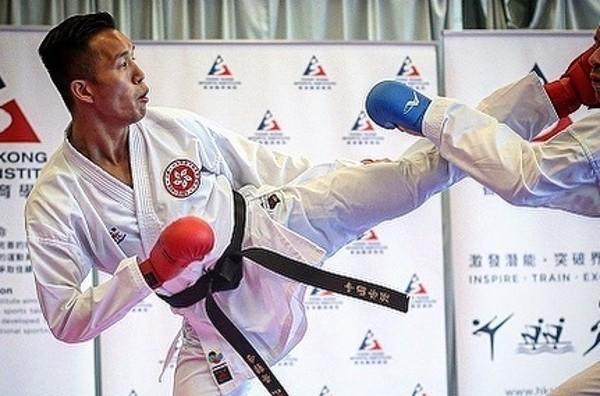 香港空手道隊周五岀戰奧運資格賽
