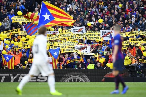 西班牙足總將巴塞隆拿對皇家馬德里的國家打吡延遲至12月18日上演。