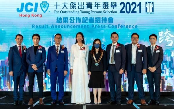 江旻憓當選十大傑青:感謝世界上最好嘅香港觀眾