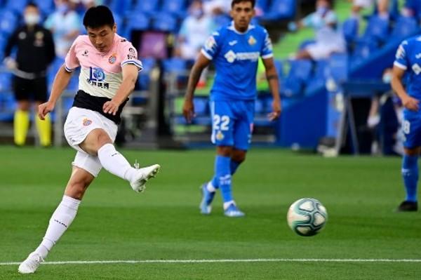 武磊成為《FIFA21》大使