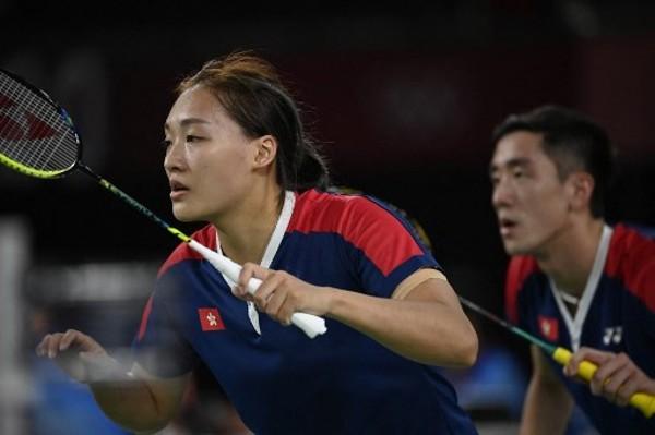 謝影雪透露在東京奧運期間承受了不少壓力。