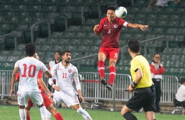 【世盃外戰報】香港踢得精彩0:0和巴林