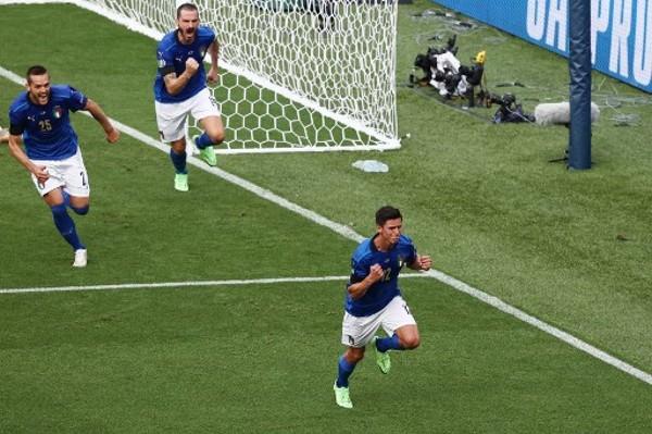 【EURO半場戰報】意大利瑞士分途領先