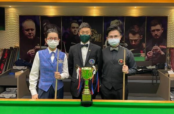 吳安儀首次贏得香港公開賽亞軍。