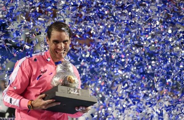 【ATP墨西哥】拿度贏今年首冠
