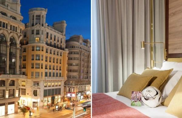 C朗馬德里酒店延遲開業