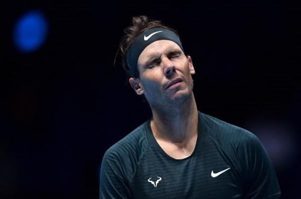 ATP年終賽 拿度負添姆0:2吃悶棍