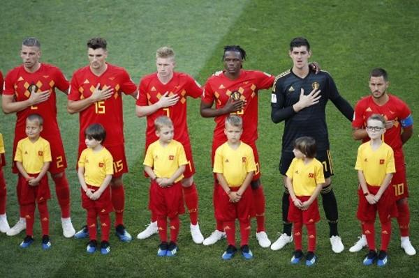 FIFA年終排名 比利時「冧庄」做一哥
