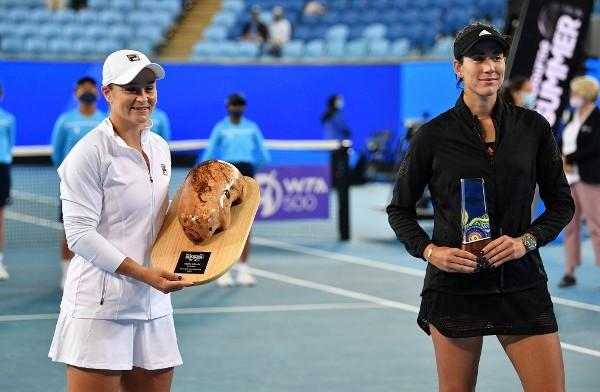 【WTA墨爾本】芭迪瑪天絲熱身賽封后