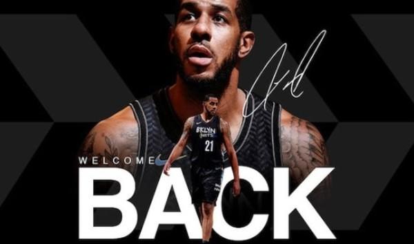 籃網宣佈重簽艾德列治