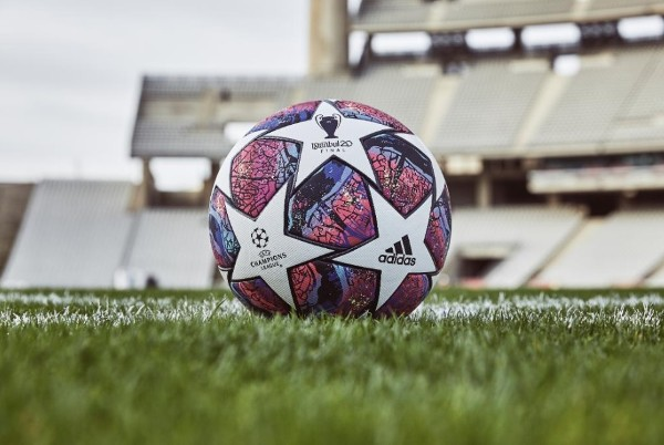 adidas發佈歐聯決賽皮球