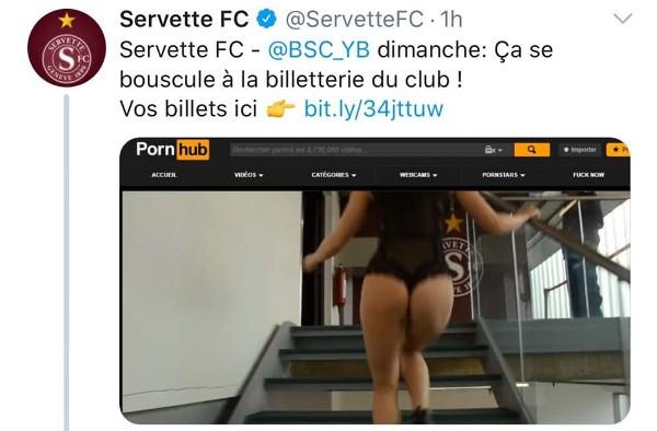 塞維特用色情網截圖宣傳捱批