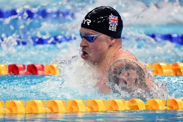 英國泳將比迪:期望更多人留意游泳
