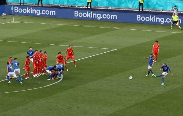 意大利1:0全勝「威」盡