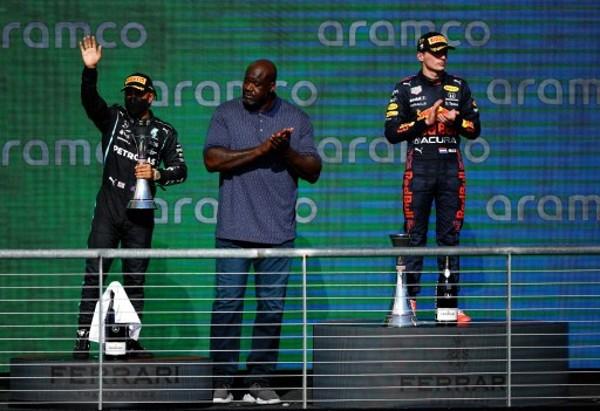 奧尼爾贏F1美國站冠軍?