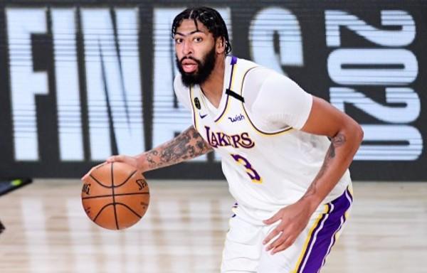 ESPN:湖人頂薪合同留AD