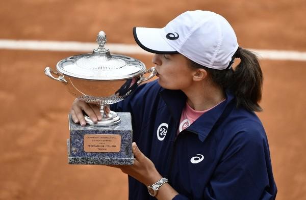 【WTA意大利】絲維雅迪克「派蛋」贏今年第2冠