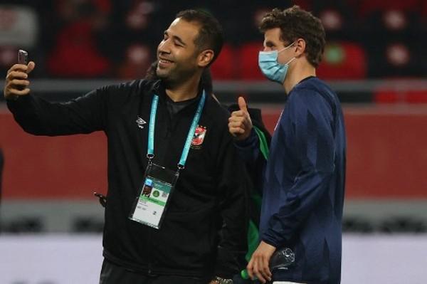 梅拿確診新冠 缺世冠盃決賽