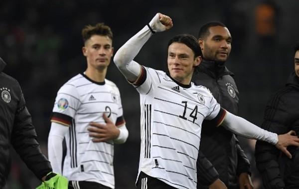 德國劍指歐國盃4強