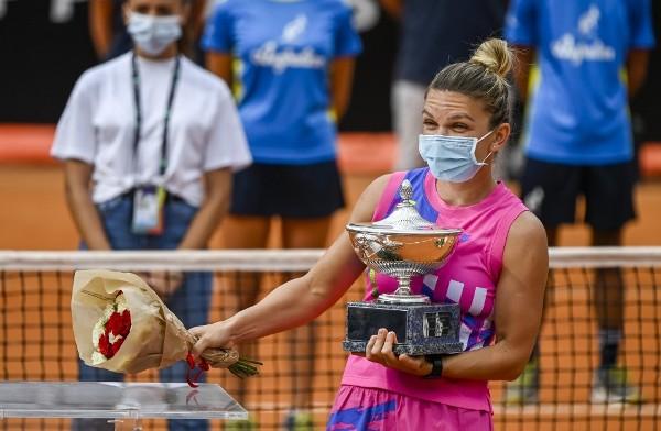 【WTA羅馬】哈立首奪冠軍