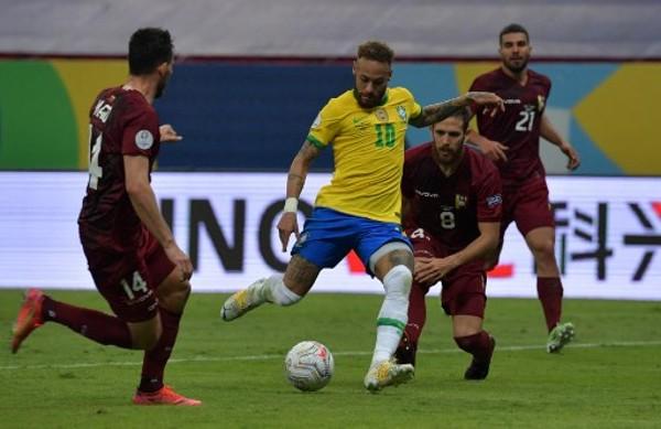 尼馬1+1 巴西3蛋贈委內瑞拉