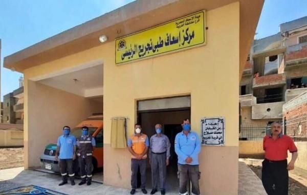 沙拿捐緊急醫療站予家鄉