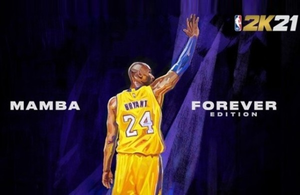 永續曼巴!高比再登《NBA2K》封面