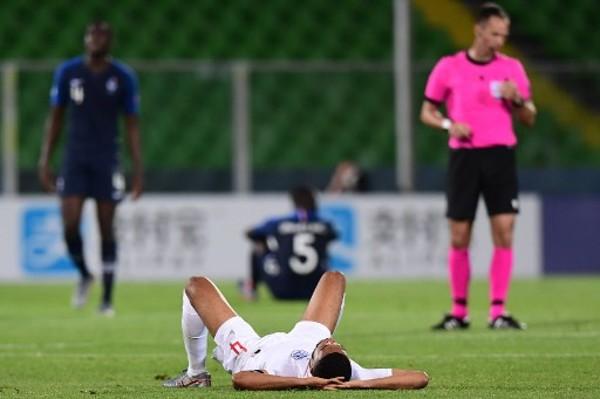 英格蘭小國腳於U21歐洲國家盃3戰不勝出局。