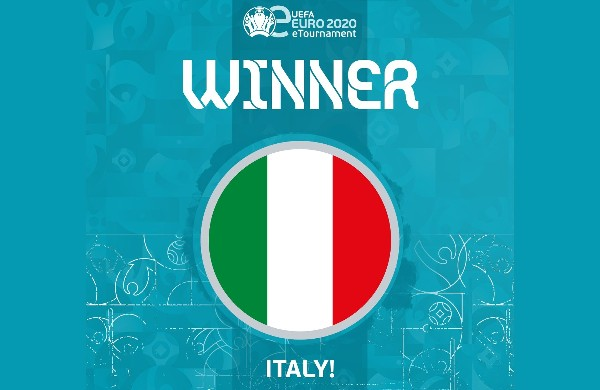 意大利贏eEuro-2020