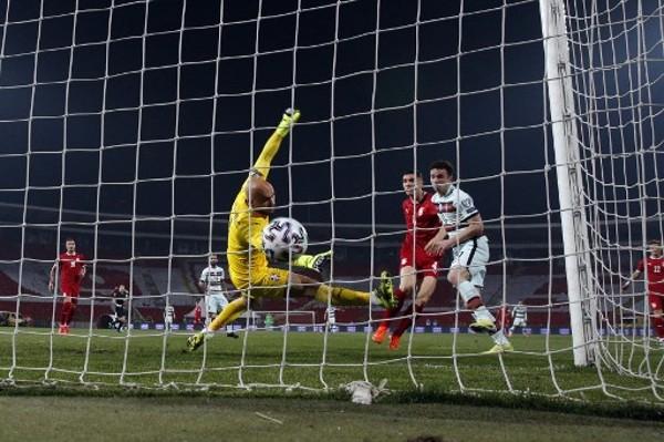 葡萄牙2:2被「維」 比利時1:1當「克」