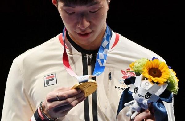 【香港首金】張家朗:證明港人有力勝出世界賽