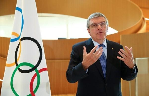IOC主席:奧運不一定在夏天